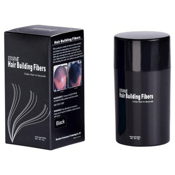 Hair Building Fibers - Best Keratin Hair Fibers Instantly Thickens Thinning Hair for Men and Women - Natural Hair Loss Concealer