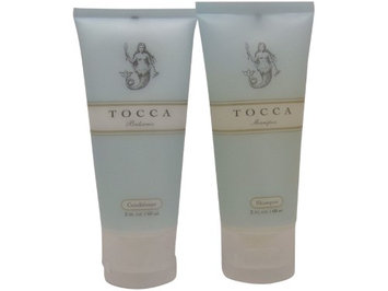 Tocca Cucumber and Grapefruit Shampoo & Conditioner Lot of 2 (1 of each)