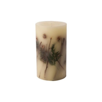 Rosy Rings Forest Candle, 9-Inch