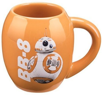 Vandor Star Wars: The Force Awakens BB-8 18 oz. Oval Ceramic Mug