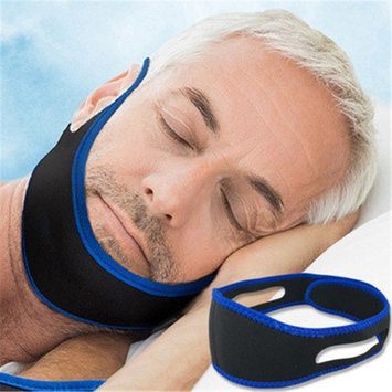 Swisselite Sleepwell Adjustable Snore Reducing Aids Chin Strap Set Of 2 pcs