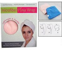 Atb Microfiber Hair Wrap Towel Drying Bath Spa Head Cap Turban Wrap Twist Dry Shower