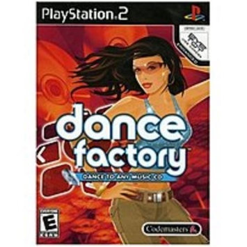 Codemasters Dance Factory - PRE-OWNED - PlayStation 2
