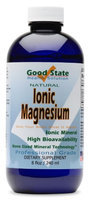 Good State Liquid Ionic Minerals Magnesium (60 Days At 250 mg Each)