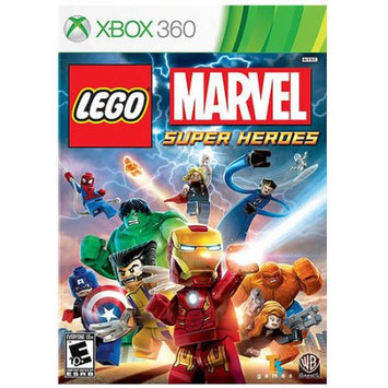 Warner Brothers Pre-Owned LEGO: Marvel Super Heroes for Xbox 360