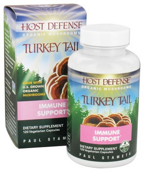 Host Defense Turkey Tail Cellular Support 240 count - Fungi Perfecti