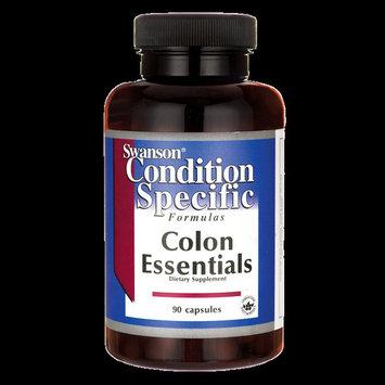 Swanson Condition Specific Formulas Swanson Colon Essentials 90 Caps