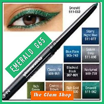 Avon Glimmersticks Eye Liner Emerald G65