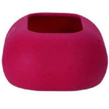 Kruuse Comedero Antideslizante Incredibowl Rojo