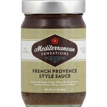 Mediterranean Sensations Sauce 12.4oz Pack of 6