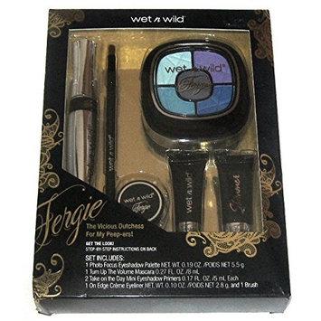 Wet N Wild Fergie Eye Make-Up Set