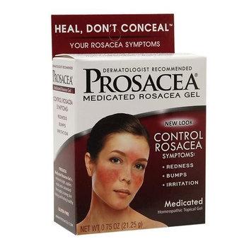 Prosacea Rosacea Treatment Homeopathic Topical Gel 0.75 oz
