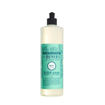 Mrs. Meyer's Clean Day Mint Dish Soap
