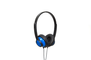 Wicked Audio Wicked Wi8011 Clutch on Ear Headphone Blue