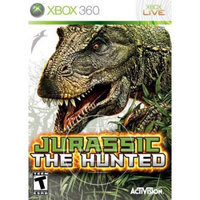Xbox Jurassic: The Hunted (used)