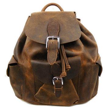 Vagabond Traveler Leather Backpack
