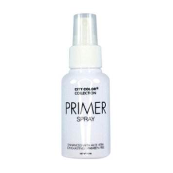(3 Pack) CITY COLOR Primer Setting Spray