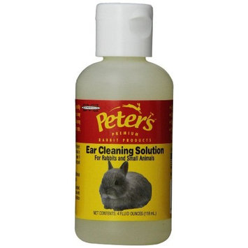 Peters Rabbit Ear Cleaning Solution