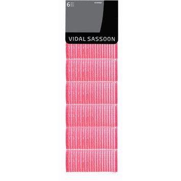 Vidal Sassoon Vs18102 Medium Self Hold Rollers, 6 Count