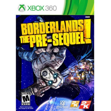 Take 2 Borderlands Pre-Sequel (Xbox 360) - Pre-Owned