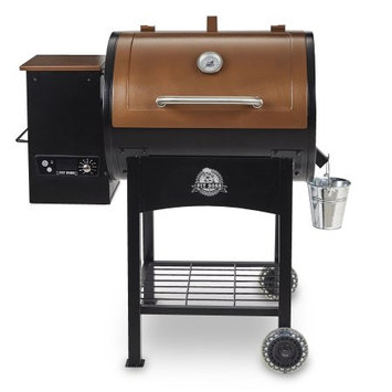 Dansons Inc Pit Boss Classic 700 sq. in. Wood Fired Pellet Grill w/ Flame Broiler