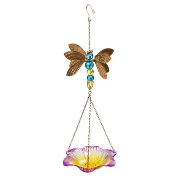 Evergreen Enterprises Dragonfly Hanging Birdfeeder