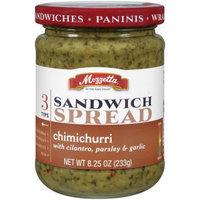 Mezzetta Chimichurri Sandwich Spread with Cilantro, Parsley & Garlic, 8.25 oz