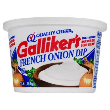 Galliker Dairy Co. Galliker's French Onion Dip, 1 lb