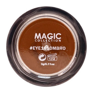 (2 PACK) Magic Collection Matte Waterproof Eyebrow Gel 0.11oz Medium Brown : Beauty