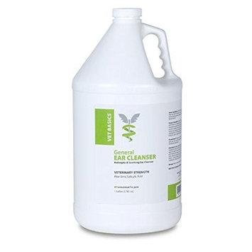 Revival Animal Health Vet Basics General Ear Cleanser Gallon