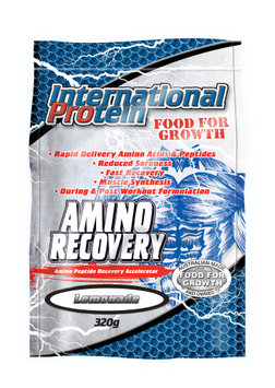 International Protein Amino Recovery Powder, Lemonade, 11.28 Oz