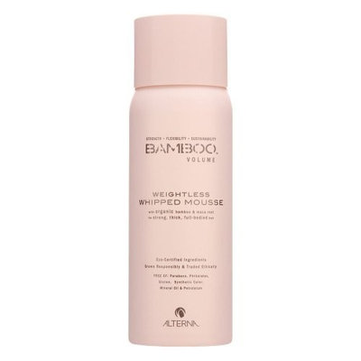 Alterna Bamboo Volume Weightless Whipped Mousse, 6-Ounce