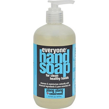2 Packs of EO Products Ylang Ylang And Cedarwood Everyone Hand Soap