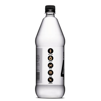 Ounce Water Bottled Natural Spring Water, 40 Ounce (Pack of 12),
