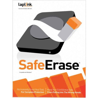 Laplink Software Laplink SafeErase 8, 32-Bit ESD