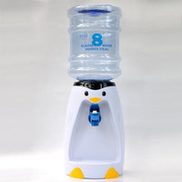 YOFIT 2.5 Liters Mini Water Dispenser 8 Glasses Water Dispenser Penguin Style