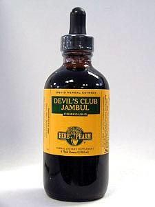Herb Pharm Devil's Club Extract 4 Oz