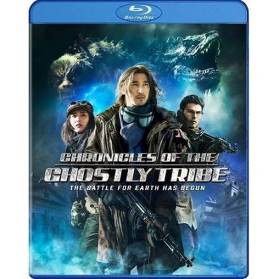 Well Go Usa Inc Chronicles Of The Ghostly Tribe Blu-ray