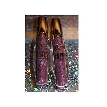 (Pack of 2) - Milani 3D Glitzy Glamour Gloss, 32 Plush Plum .12 Oz/3.48g : Beauty