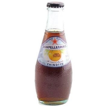 San Pellegrino Chinotto Sparking Beverage - 24/6 oz bottles (4 - 6 packs)