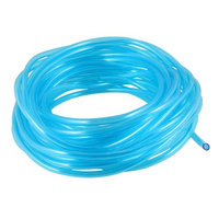 Aquarium Clear Blue Air Pump Oxygen Circulate PU Pipe 10M