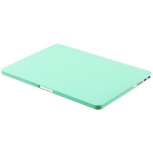 "Kuzy MINT GREEN Rubberized Hard Case Cover for Apple MacBook Pro 15.4"" with Retina Display Model: A1398 (NEWEST VERSION) 15-Inch - MINT GREEN"