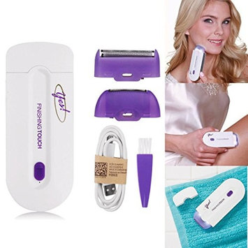 Baomabao Touch Hair Remover Instant Pain With Sensor Light