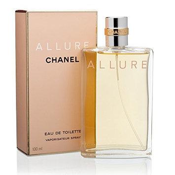 Allure Women's Eau De Toilette 3.4 oz / 100 ml New and Sealed