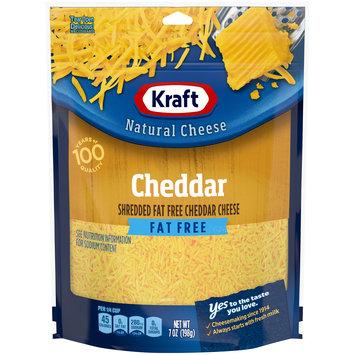 Kraft Fat Free Natural Cheddar Cheese