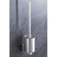 Zack 40191 FRESCO toilet brush set Stainless Steel