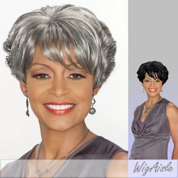 Foxy Silver (Charlotte) - Synthetic Full Wig in 4