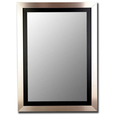 Modern Decorative Wall Mirror (29 x 39 inches)