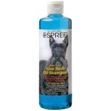 Espree Dark Coat Aloe Herb Oil Shampoo 12 oz