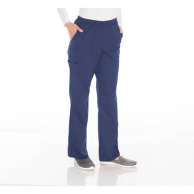 Women's Core Essentials Mechanical Stretch Pull On Scrub Pant